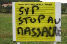 Tag SVP STOP AU MASSACRE